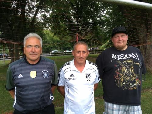 2018 Neuer Trainer: Ralf Wirtz