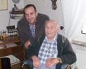 Michael Tann und Altbürgermeister Peter Banz 2011