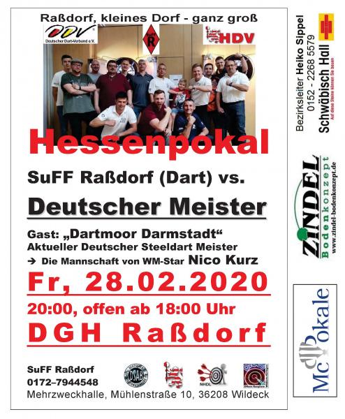 2020.02.28. Pokal vs. Darmstadt