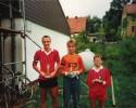 Siegerehrung 1989