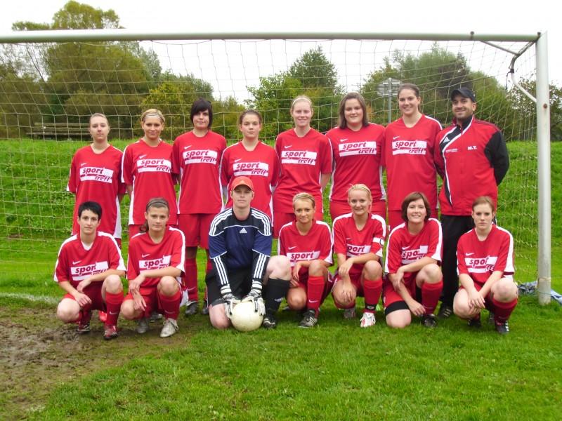 Frauenmannschaft 2010/11