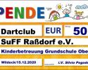 2020.12.15. Spendenscheck 501€